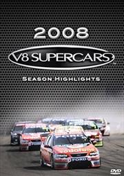 V8 Supercars - 2008 Season Highlights | DVD