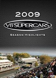 V8 Supercars - 2009 Season Highlights   DVD