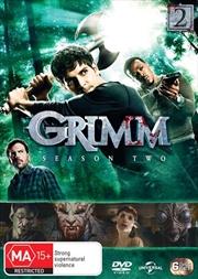 Grimm - Season 2 | DVD