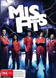 Misfits - Series 5 | DVD