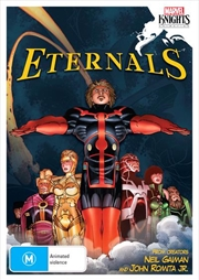 Marvel Knights - Eternals | DVD