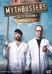 Mythbusters - Season 01 | DVD