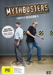 Mythbusters - Season 04