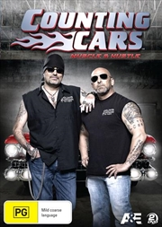 Counting Cars - Muscle and Hustle | DVD