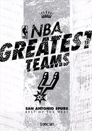 NBA - Greatest Teams - San Antonio Spurs - Best Of The West