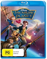 Treasure Planet | Blu-ray