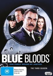 Blue Bloods - Season 3 | DVD