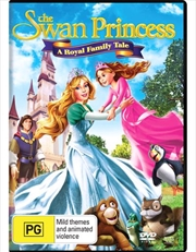 Swan Princess - A Royal Family Tale, The | DVD