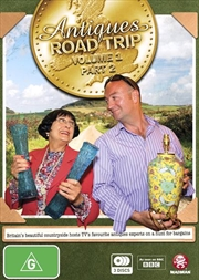 Antiques Roadtrip - Vol 1 - Part 2 | DVD