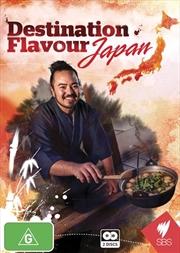 Destination Flavour - Japan