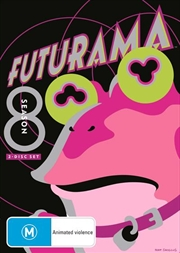 Futurama - Season 8 | DVD