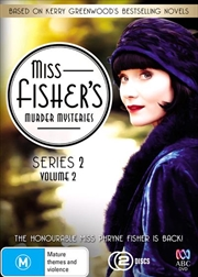 Miss Fisher's Murder Mysteries - Series 2 - Part 2