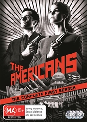 Americans - Season 1, The | DVD