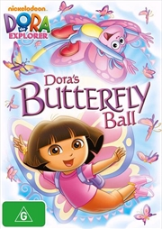 Dora The Explorer - Dora's Butterfly Ball
