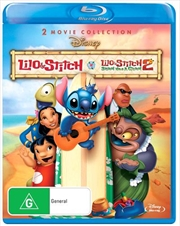 Lilo and Stitch  / Lilo and Stitch 2 - Stitch Has A Glitch | Blu-ray