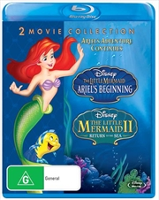 Little Mermaid II - Return To The Sea / The Little Mermaid III - Ariel's Beginning, The