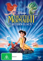 Little Mermaid II - Return To The Sea, The