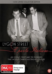 Lygon St - Si Parla Italiano   DVD