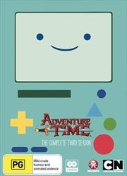 Adventure Time - Season 3 | DVD