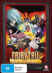 Fairy Tail The Movie - Phoenix Priestess | DVD