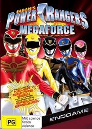 Power Rangers - Megaforce - End Game