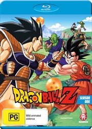 Dragon Ball Z Remastered - Uncut Season 1 | Blu-ray