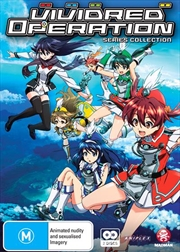 Vividred Operation Series - Collection | Subtitled Edition