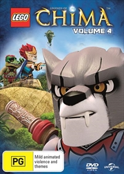 LEGO - Legends Of Chima - Vol 4