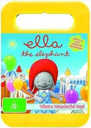 Ella The Elephant - What A Wonderful Day! - Vol 3 | DVD