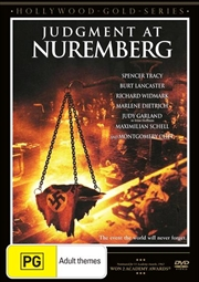Judgment At Nuremberg | DVD