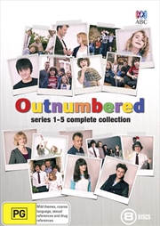 Outnumbered - Series 1-5 | Boxset