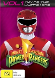 Mighty Morphin Power Rangers - Vol 1
