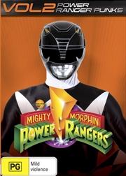 Mighty Morphin Power Rangers - Vol 2