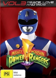 Mighty Morphin Power Rangers - Vol 3