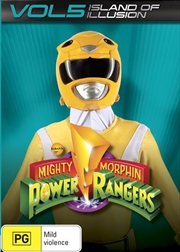 Mighty Morphin Power Rangers - Vol 5 | DVD