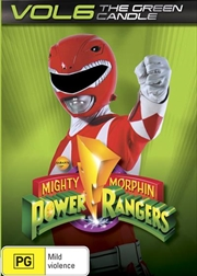 Mighty Morphin Power Rangers - Vol 6