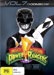 Mighty Morphin Power Rangers - Vol 7 | DVD