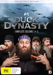 Duck Dynasty - Season 1-3 | Collection