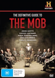 Definitive Guide To The Mob, The   DVD