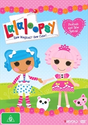 Lalaloopsy - Friends Are Sew Special | DVD