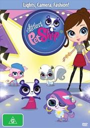 Littlest Pet Shop - Lights, Camera, Fashion! | DVD