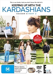Keeping Up With The Kardashians - Season 8 - Part 2 | DVD