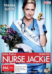 Nurse Jackie - Season 5 | DVD