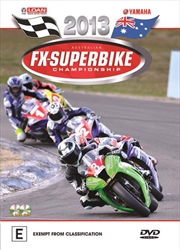 FX Superbikes - 2013 Series Highlights