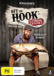 Off The Hook - Extreme Catches - Season 1 | DVD