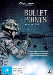 Bullet Points - Season 1