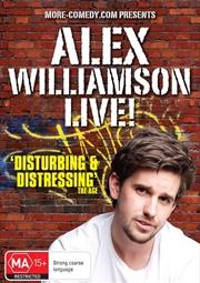 Alex Williamson - Live | DVD