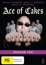 Ace Of Cakes - Season 10 | DVD