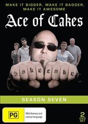 Ace Of Cakes - Season 7 | DVD