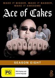 Ace Of Cakes - Season 8 | DVD